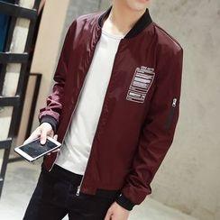 2RZ - Printed Zip Jacket