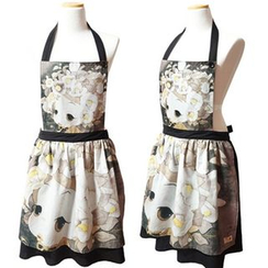 LIFE STORY - Set: 'ddung' Series Apron + Pouch