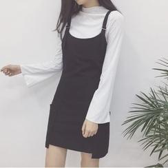 Jolly Club - Plain Jumper Dress