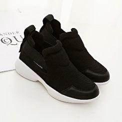 Mancienne - Mesh Sneakers