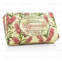 Nesti Dante - Lavanda Natural Soap - Rosa Del Chianti - Romantic