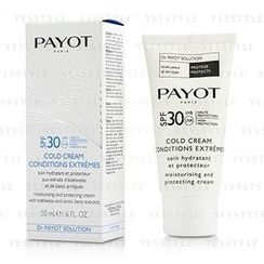 Payot - Dr Payot Solution Cold Cream Conditions Extremes SPF 30