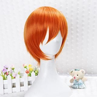 Coshome - LoveLive! Rin Hoshizora Cosplay Wig