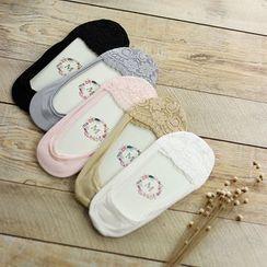 Socka - Lace No-Show Socks