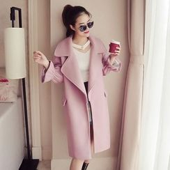 AIGIL - Long Woolen Coat