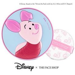 The Face Shop - Disney Piglet CC Cooling Cushion SPF42 PA+++
