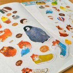 OH.LEELY - Animal Decorative Stickers