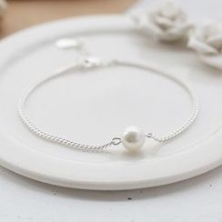 Love Generation - Faux Pearl Bracelet