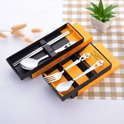 Showroom - Stainless Steel Cutlery Set