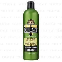 DAILY DEFENSE - Color Safe Moisturizing Shampoo (Argan Oil)