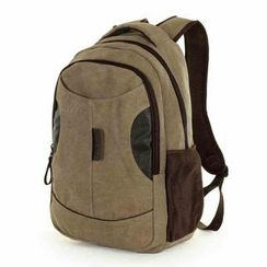 Moyyi - Supportive Canvas Backpack