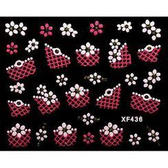 Maychao - Nail Sticker (XF436)