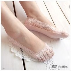 NANA Stockings - Lace Invisible Socks
