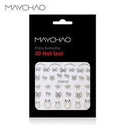 Maychao - Nail Sticker (XF6038)