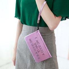 梨花娃娃 - 字母腕帶包