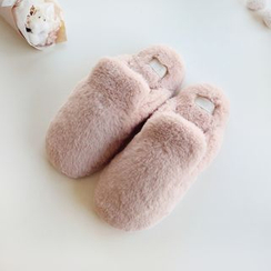 BEANS - Fleece Home Slippers