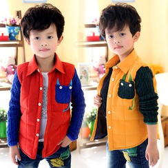 Lullaby - Kids Color BLock Jacket