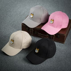 Buttercap - Dog Embroidered Baseball Cap