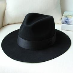EVEN - Knit Fedora Hat
