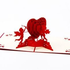 ByHeart - Valentine 3D Greeting Card