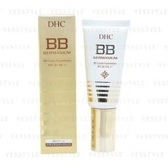 DHC - BB Germanium Cream Foundation SPF 20 PA++ (#01)