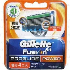 Gillette - Fusion 5 + 1 Proglide Power Blade