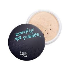 touch in SOL - Mineralize You Powder
