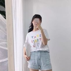 MATO - Denim Shorts