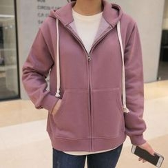 CLICK - Cotton Drawstring Hoodie