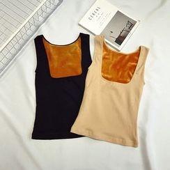 Dream Girl - Fleece Lined Tank Top