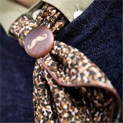 ABOKI - 印花圍巾