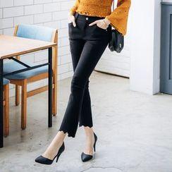 Tokyo Fashion - Boot-Cut Pants