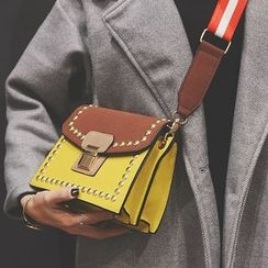 Youme - Studded Shoulder Bag