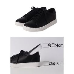 JOGUNSHOP - Faux-Leather Sneakers