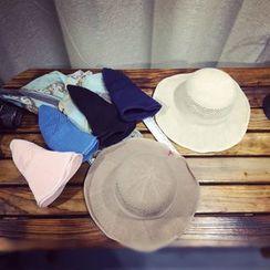 FROME - 草編漁夫帽