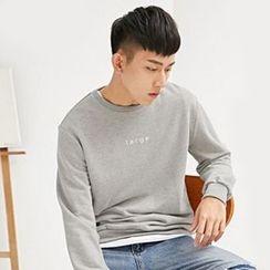 HEIZE - Letter Sweatshirt