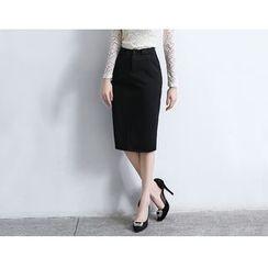 Brightful - Pencil Skirt