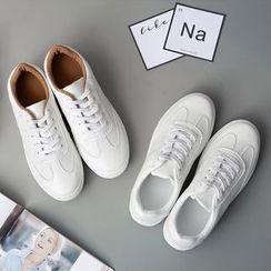 Shoeland - Platform Sneakers
