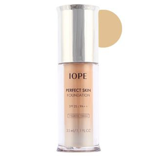 IOPE - Perfect Skin Foundation SPF 25 PA +++ (#21 Light Beige)