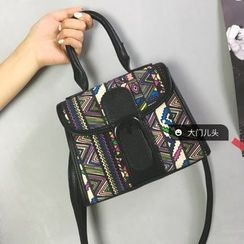 DAMENTO - Patterned Hand Bag