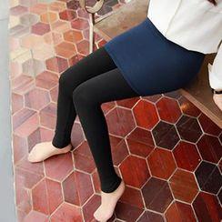 Tonya - Inset Skirt Leggings