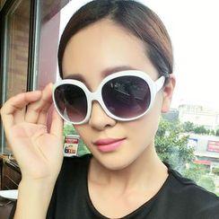 GLAMAX - Round  Sunglasses