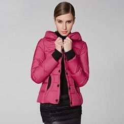 O.SA - Hooded Padded Jacket