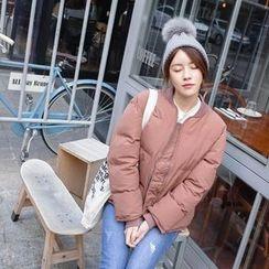 mimi&didi - Zip-Up Padded Jacket
