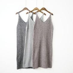 Polaris - Strappy Knit Dress