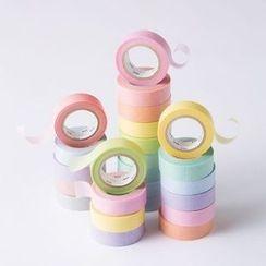 OH.LEELY - 纯色装饰胶带