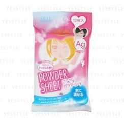 Kose - Softymo Powder Sheet (Soap)