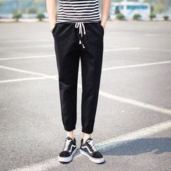 JVR - Cropped Jogger Pants