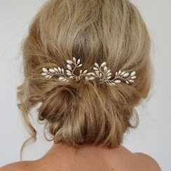 Seirios - Beaded Hair Pin