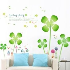 LESIGN - Clover Wall Sticker